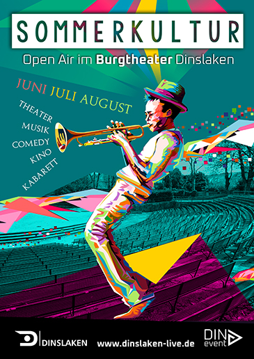 Sommerkultur – Open Air im Burgtheater Dienslaken