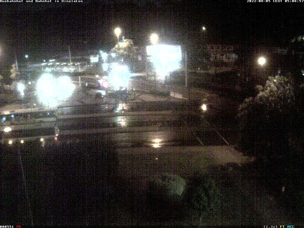 Webcam Dinslaken Bahnhof